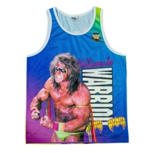Ultimate Warrior Fanimation Tank Top