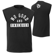 "Dean Ambrose ""No Good Dean Goes Unhinged"" Muscle Tank"