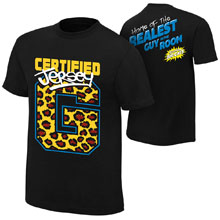 "Enzo & Big Cass ""Certified Jersey G"" Special Edition T-Shirt"