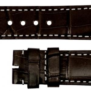 Baume et Mercier 20mm Brown Alligator Strap MX007847
