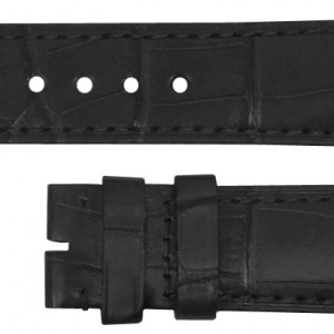 Baume et Mercier 21mm Black Alligator Strap MX00302C