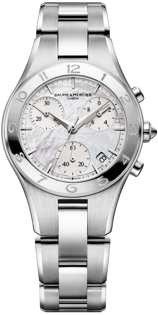 Baume & Mercier Linea Women's Watch 10012