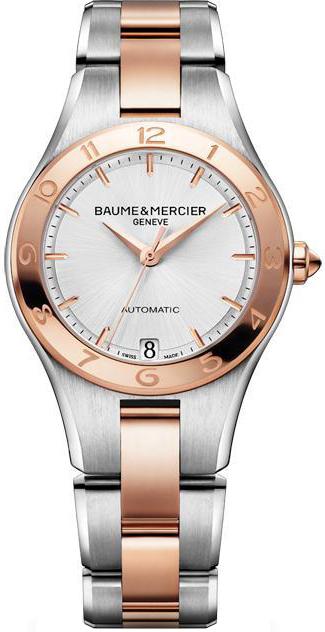 Baume & Mercier Linea Women's Watch 10073