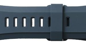 Bell & Ross 24mm Dark Blue Rubber Strap B-P-022