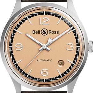 Bell & Ross Vintage BRV192-BT-ST/SCA