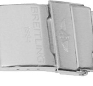 Breitling 22mm Professional II Polished Steel Bracelet 163A