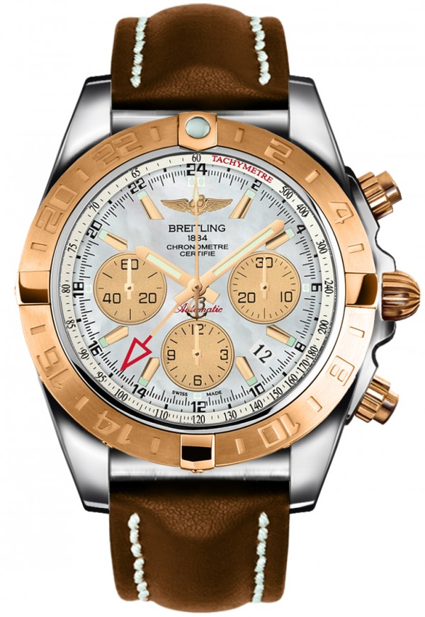 Breitling Chronomat 44 GMT CB042012/A739-437X