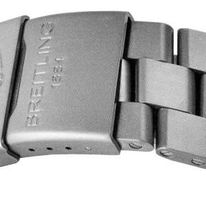 Breitling Professional II Brushed Titanium Bracelet 139E