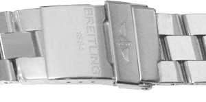 Breitling Super Avenger 24mm Steel Bracelet 135A