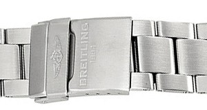 Breitling Professional III 24mm Brushed Steel Bracelet 167A