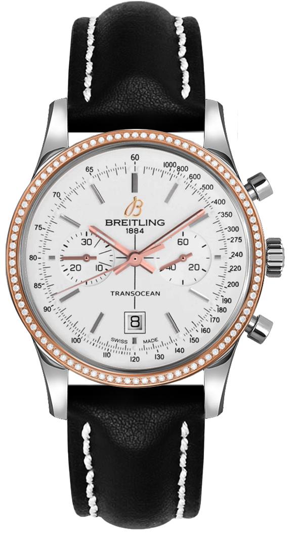 Breitling Transocean Chronograph 38 U4131053/G757-428X