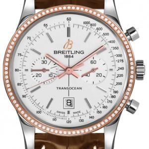 Breitling Transocean Chronograph 38 U4131053/G757-725P