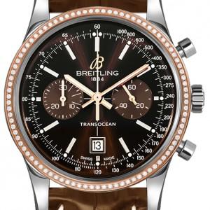 Breitling Transocean Chronograph 38 U4131053/Q600-725P