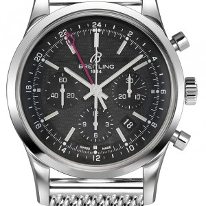 Breitling Transocean Chronograph GMT AB045112/BC67-154A