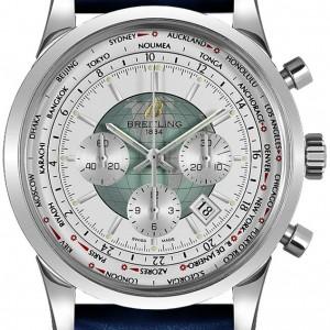 Breitling Transocean Chronograph Unitime AB0510U0/A732-102X