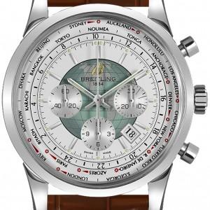 Breitling Transocean Chronograph Unitime AB0510U0/A732-756P