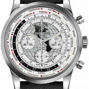 Breitling Transocean Chronograph Unitime AB0510U0/A790-100W