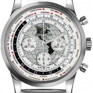 Breitling Transocean Chronograph Unitime AB0510U0/A790-152A
