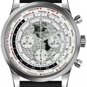 Breitling Transocean Chronograph Unitime AB0510U0/A790-201S