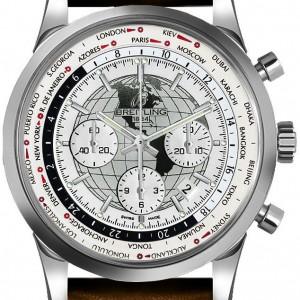 Breitling Transocean Chronograph Unitime AB0510U0/A790-443X