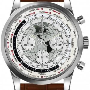 Breitling Transocean Chronograph Unitime AB0510U0/A790-756P