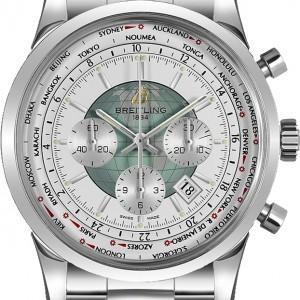 Breitling Transocean Chronograph Unitime AB0510U0/A732-167A
