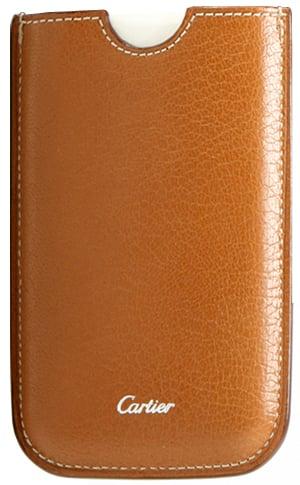 Cartier Leather iPhone 4 Case L3001109
