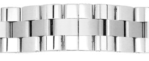 Cartier Roadster Ladies 18mm Steel Bracelet