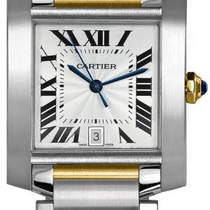 Cartier Tank Francaise W51005Q4