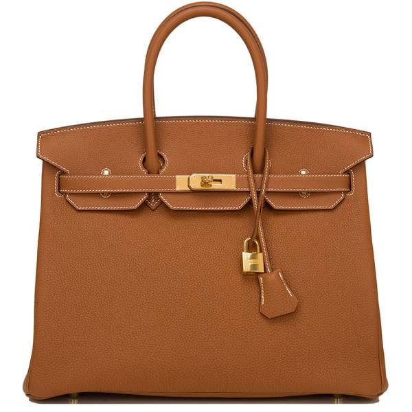 hermes-birkin-35-gold-togo-leather-bag-11