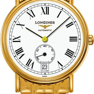 Longines Presence L4.804.2.11.8