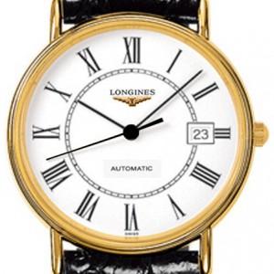 Longines Presence L4.744.6.11.2