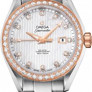 Omega Seamaster Aqua Terra 231.25.34.20.55.003