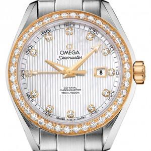 Omega Seamaster Aqua Terra 231.25.34.20.55.004