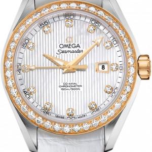 Omega Seamaster Aqua Terra 231.28.34.20.55.001