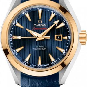 Omega Seamaster Aqua Terra 522.23.34.20.03.001