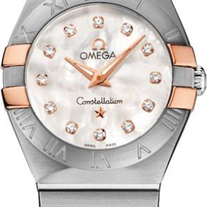 Omega Constellation 123.20.24.60.55.005