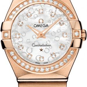 Omega Constellation 123.55.27.60.55.015