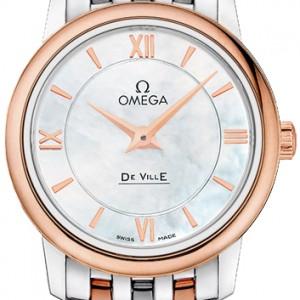 Omega DeVille Prestige 424.20.27.60.05.002