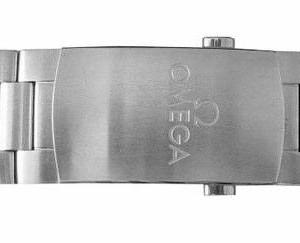 Omega Planet Ocean Chronograph 22mm Steel Bracelet 020STZ004902