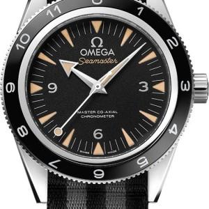 Omega Seamaster James Bond Spectre 233.32.41.21.01.001
