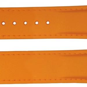 Omega Seamaster Planet Ocean 20mm Orange Rubber Strap 98000378