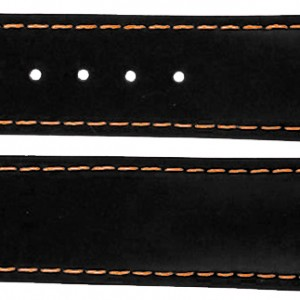 Omega Planet Ocean 22mm Black Rubber Strap 98000382