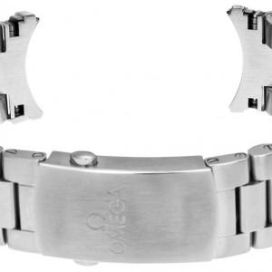 Omega Planet Ocean Chronograph 22mm Steel Bracelet 1591/831