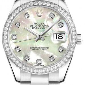 Rolex Lady-Datejust 26 Oystersteel Women's Watch 179384