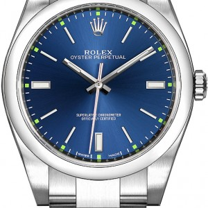Rolex Oyster Perpetual 39 Men's Automatic Watch 114300
