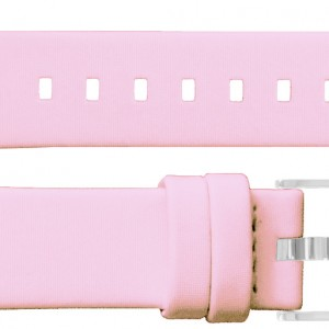 TAG Heuer 17mm Pink Fabric Strap BC0841