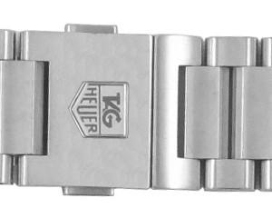 TAG Heuer Carrera 19mm Steel Bracelet BA0782