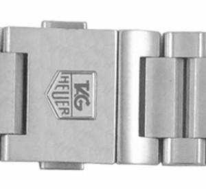 TAG Heuer Grand Carrera 20mm Steel Bracelet BA0900