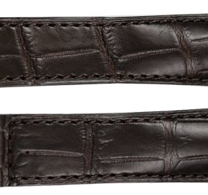 TAG Heuer Grand Carrera 22mm Brown Alligator Strap FC6231